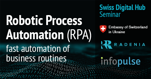 Robotic Process Automation (RPA) –fast automation of business routines